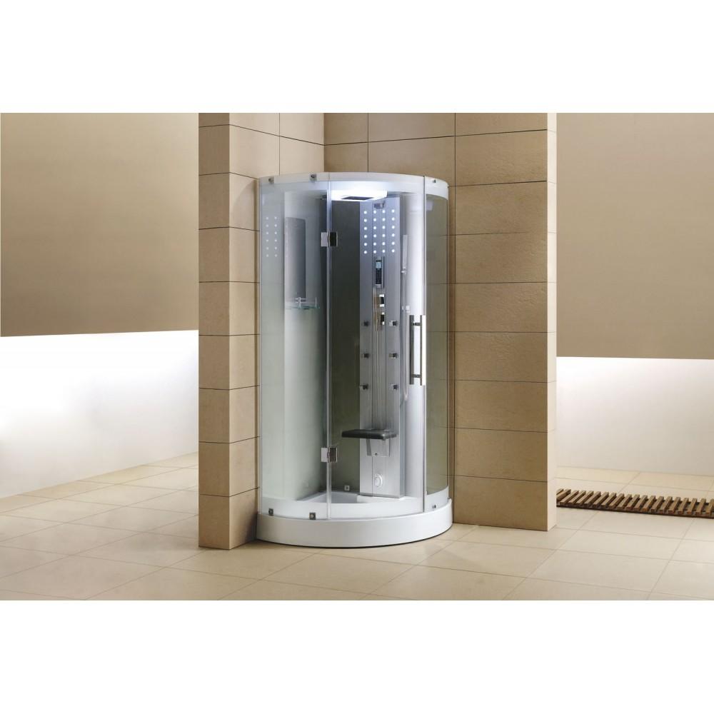 Cabinas De Baño Sauna:> Cabinas de hidromasaje (función sauna) > Cabinas > Cabina-de