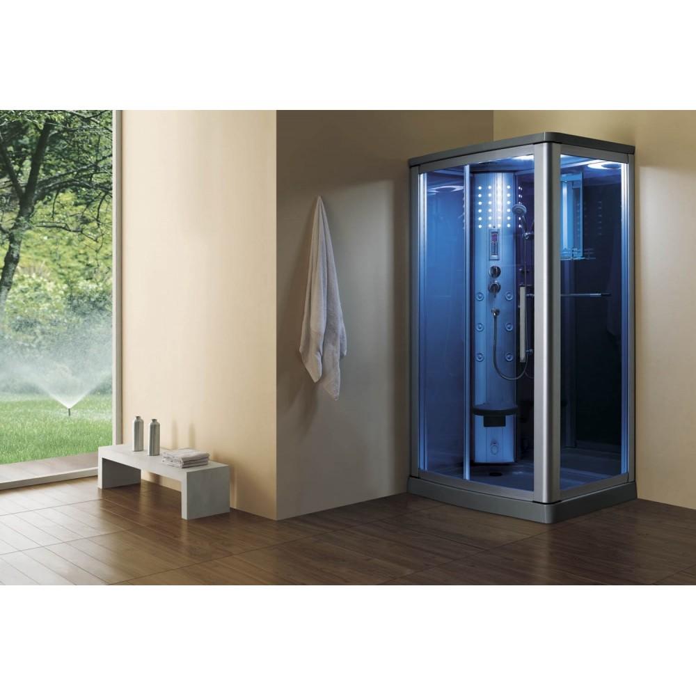 Cabina de hidromasaje sauna as 014 web del hidromasaje for Cabina sauna