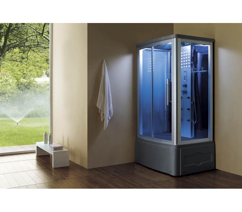 Cabina hidromasaje y ba era con sauna at 014 - Cabina de ducha barata ...