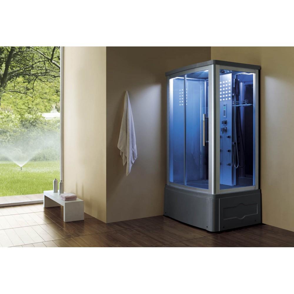 Cabina ba era de hidromasaje sauna at 014 web del for Cabina sauna