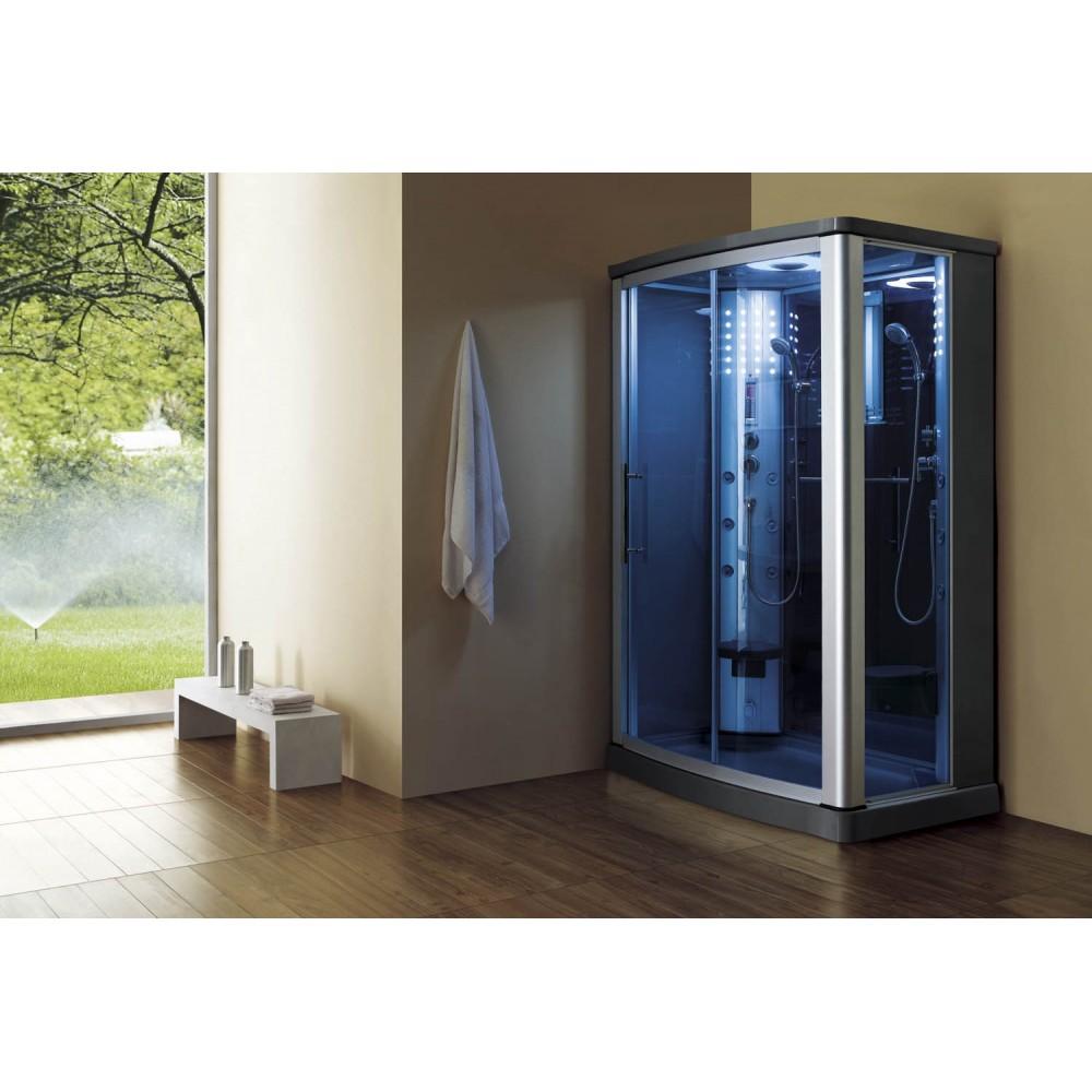 Cabina de hidromasaje sauna as 016 web del hidromasaje for Cabina sauna