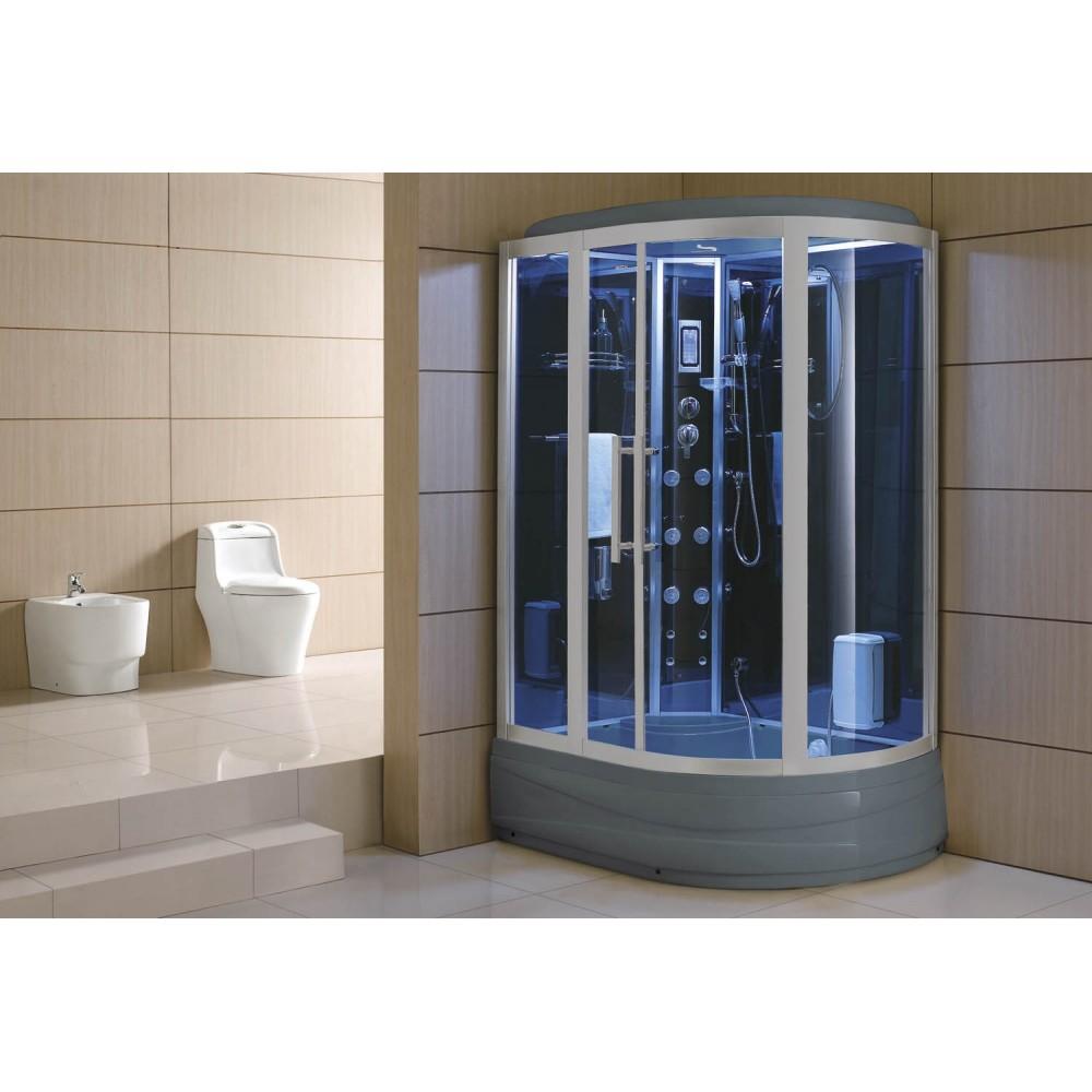 Cabina ba era de hidromasaje sauna at 006 web del - Cabina ducha sauna ...