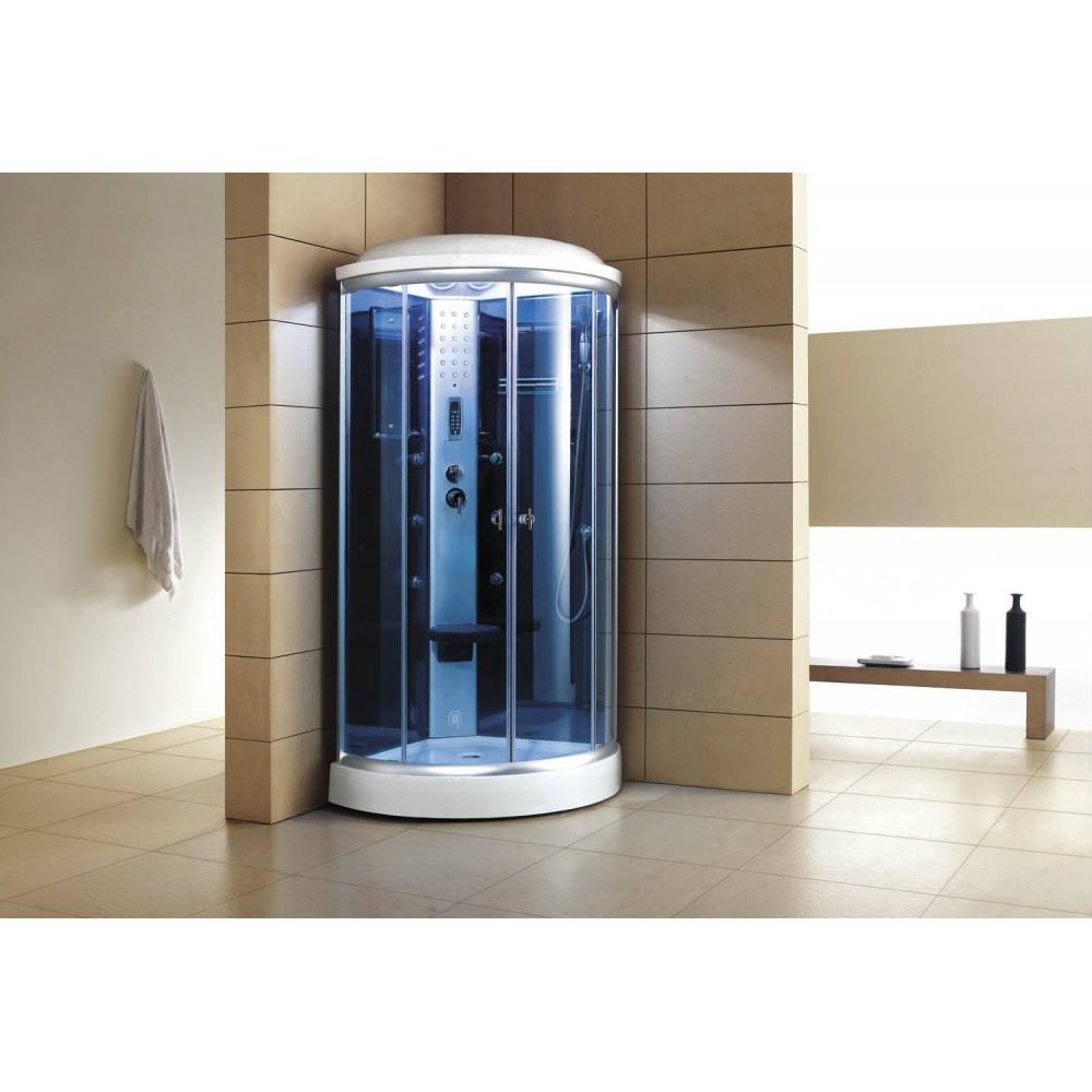 Cabina de hidromasaje sauna as 019 web del hidromasaje for Cabina sauna