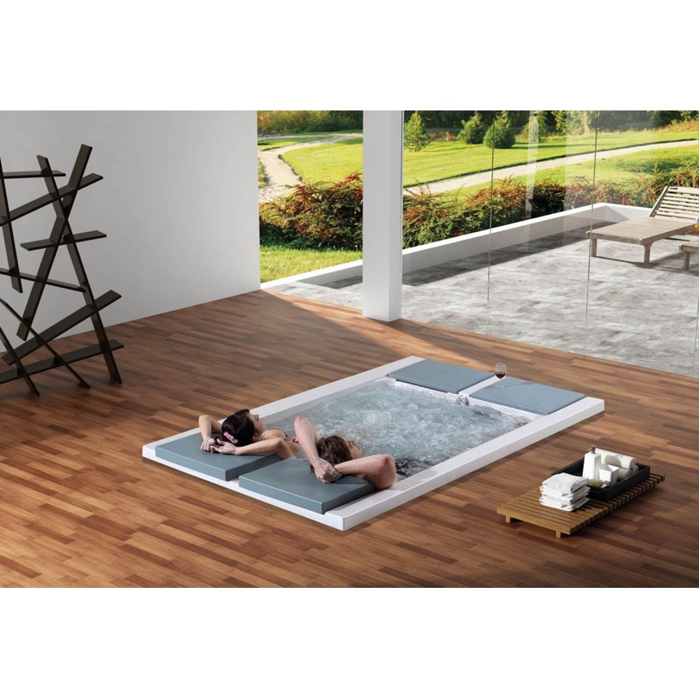 Spa jacuzzi exterior as 0031b web del hidromasaje for Dimensiones jacuzzi 2 personas