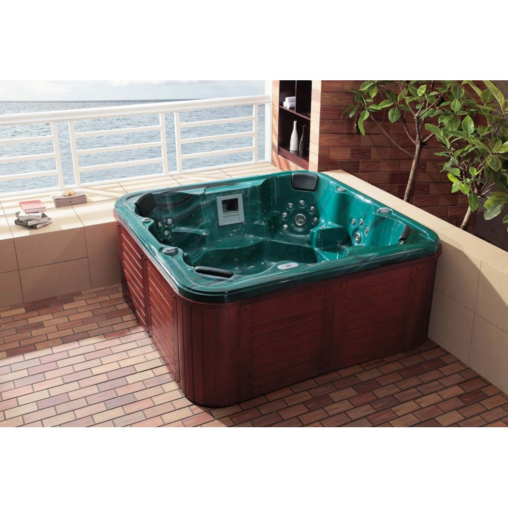Jacuzzi para exterior top person with jacuzzi para for Jacuzzi para exteriores precios