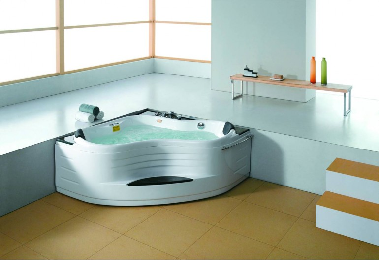 baignoire baln o jacuzzi at 005. Black Bedroom Furniture Sets. Home Design Ideas