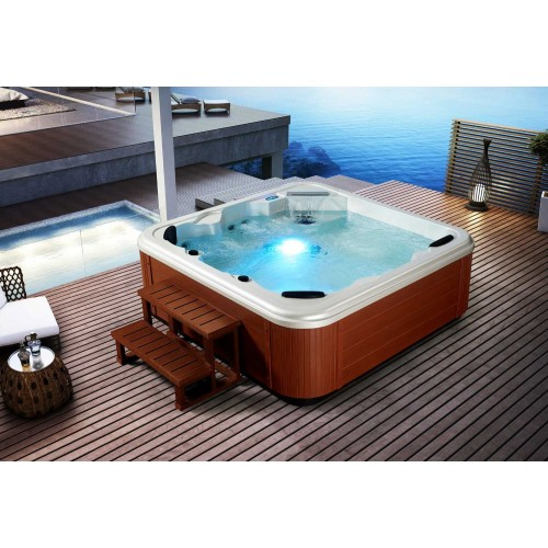 spa jacuzzi exterieur elegant prix jacuzzi exterieur. Black Bedroom Furniture Sets. Home Design Ideas