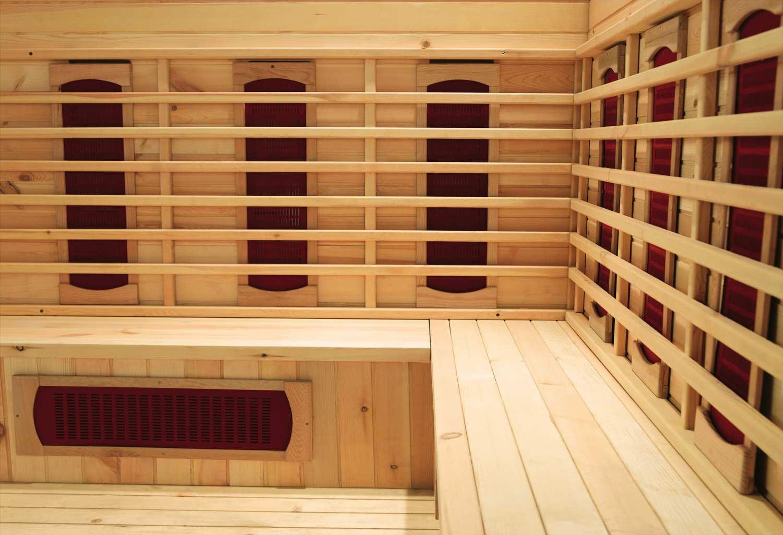 Como hacer una sauna trendy construir una sauna en casa - Construir una sauna ...