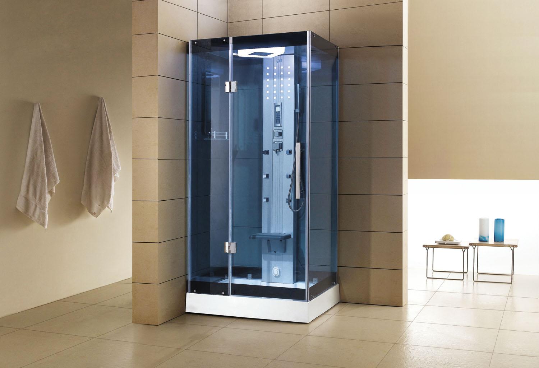 Blog del hidromasaje archivo por categor as cabinas de for Instalacion cabina ducha