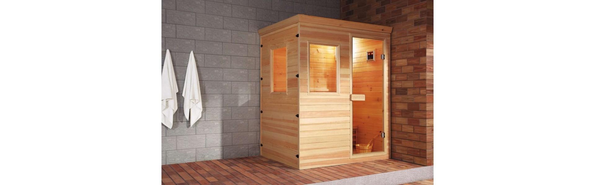 Venta de saunas en oferta saunas cl sicas con estufa - Saunas a medida ...