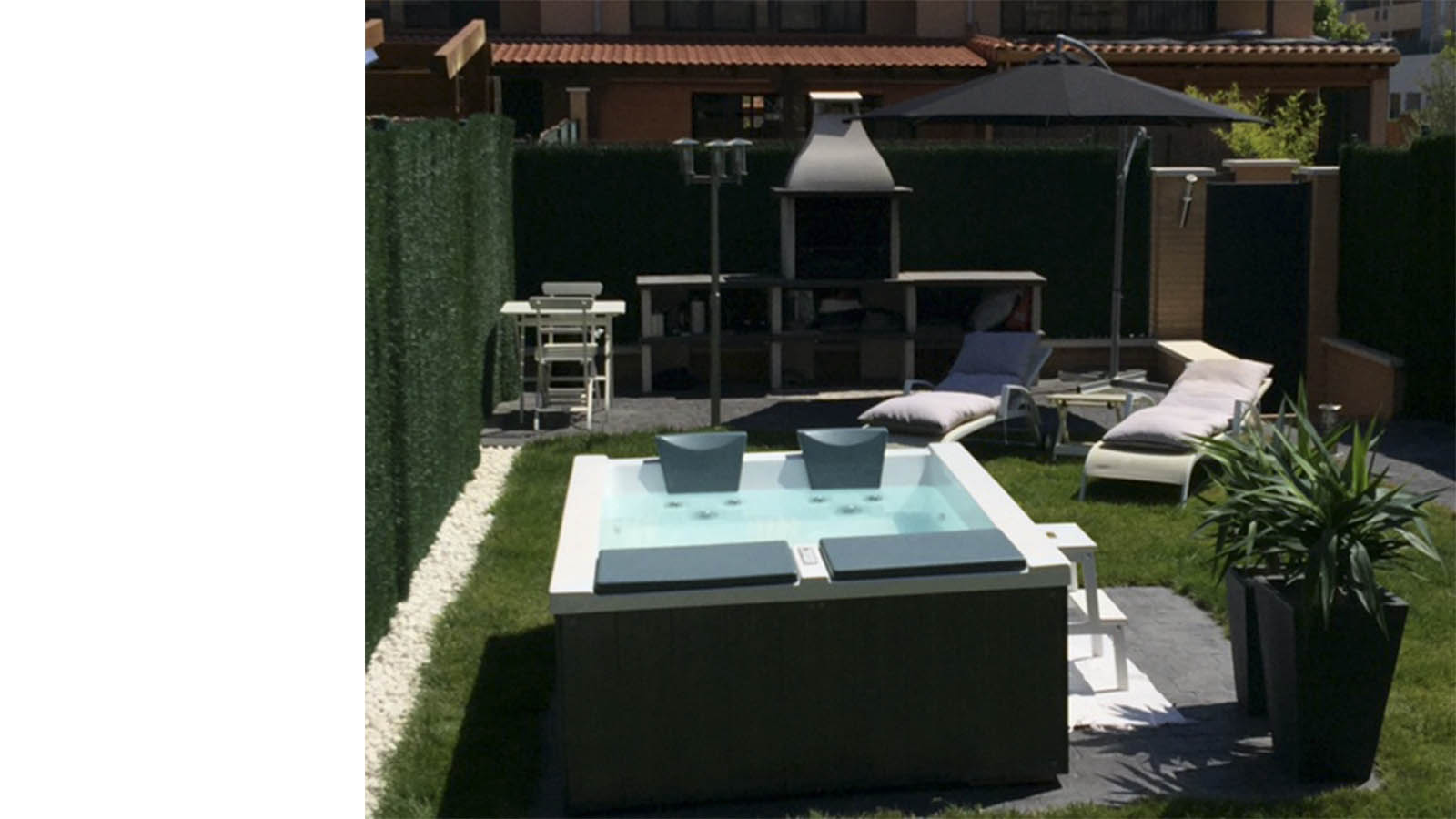 Spa Jacuzzi AS-0031A