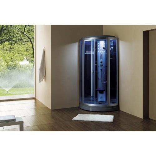 cabina hidromasaje con sauna as
