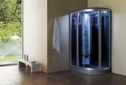 Cabina hidromasaje con sauna AS-020B