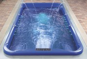 Piscina de hidromasaje swim spa AT-003