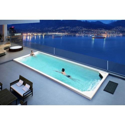 Piscinas y spas gallery of acuarium piscinas y spas costa - Piscinas y spas ...
