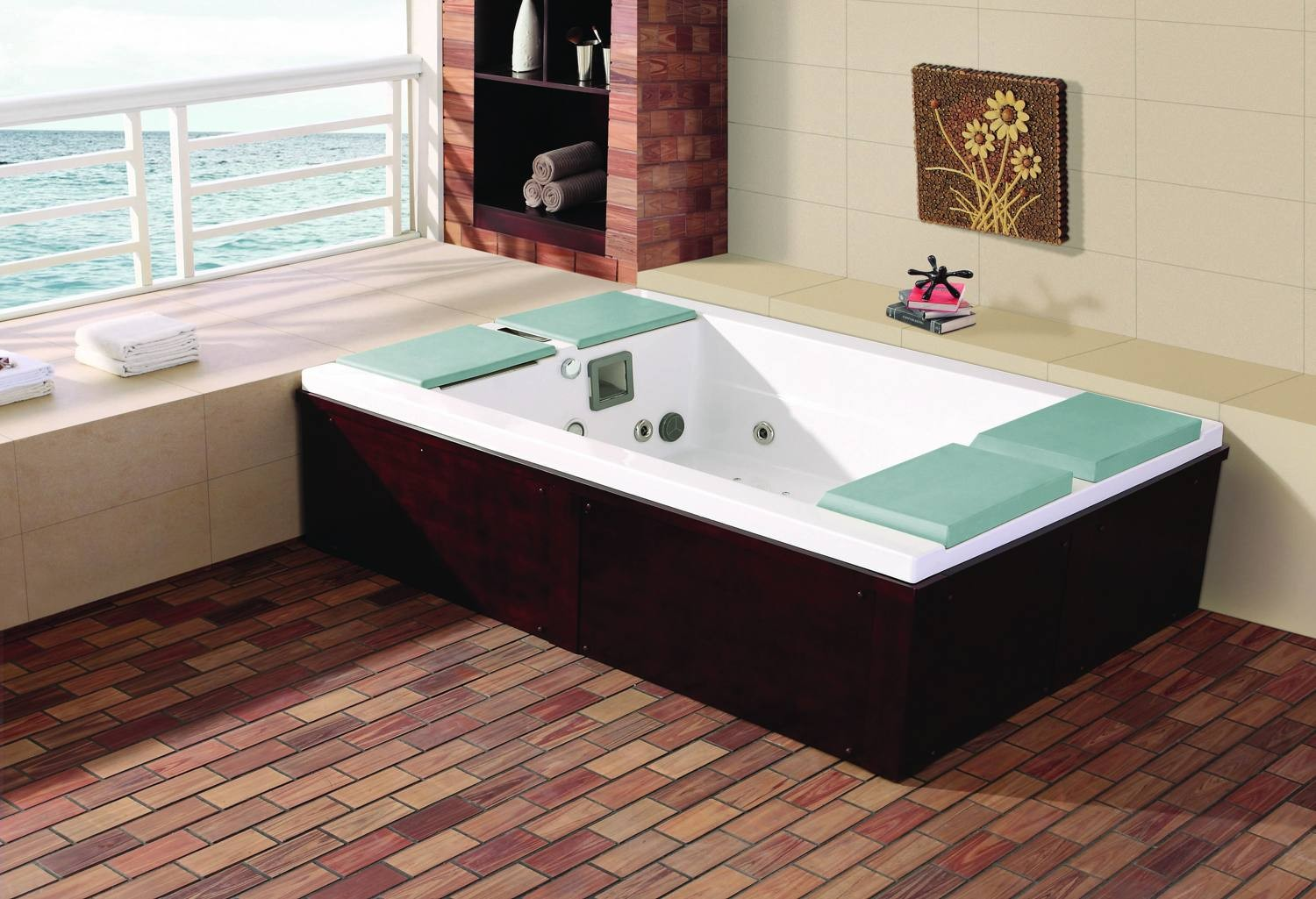 spa jacuzzi exterior asb