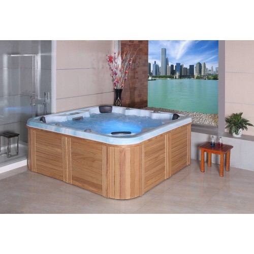 spa jacuzzi exterior at