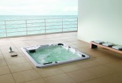 Spa jacuzzi exterior AT-006