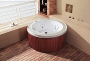 Spa jacuzzi exterior AW-005 low cost