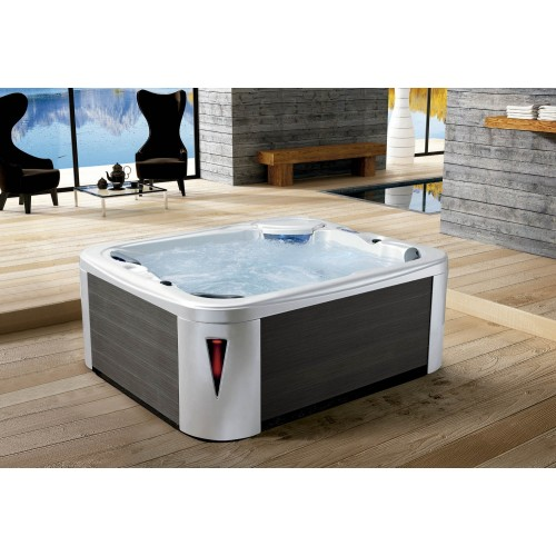 Jacuzzi exteriores top with jacuzzi exteriores top great for Jacuzzi grandes para exteriores
