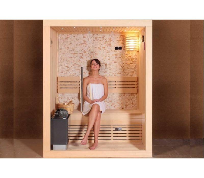 Sauna sec premium ax 001b - Sauna premium madrid opiniones ...