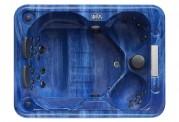 Spa jacuzzi exterior AUT-014