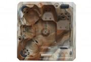 Spa jacuzzi exterior AUT-018