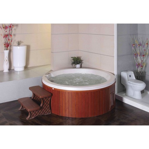 spa jacuzzi exterior aw low cost