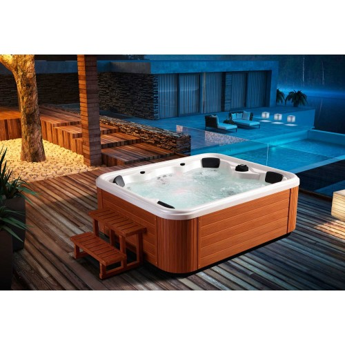 precios jacuzzis exteriores jacuzzi y de madera buck y buck chile fbrica tinas de hidromasaje. Black Bedroom Furniture Sets. Home Design Ideas