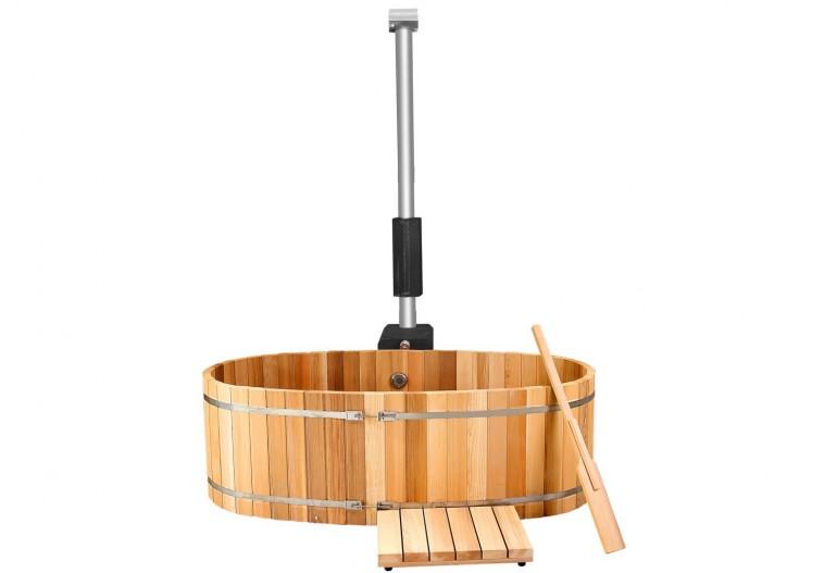 Ofuro japonés / Tina de madera exterior AU-001