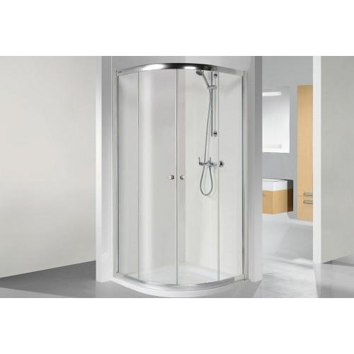 Mampara de ducha / baño + plato AM-001A