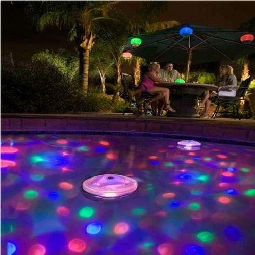 Fuente de luces LED