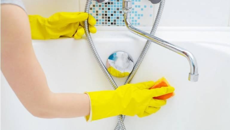 La limpieza en las bañeras de hidromasaje