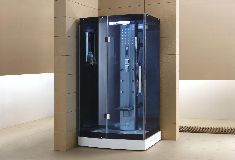 Las cabinas de hidromasaje y sus cristales blog del for Cabinas de ducha economicas