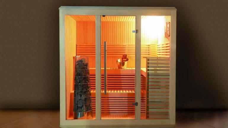 El beneficio de las saunas llega a Web del Hidromasaje