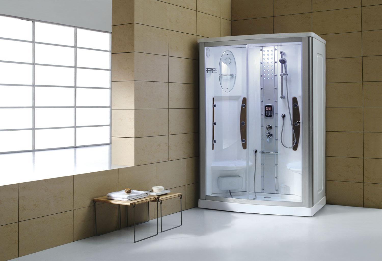 C mo instalar una cabina de hidromasaje blog del hidromasaje - Instalar una mampara de ducha ...