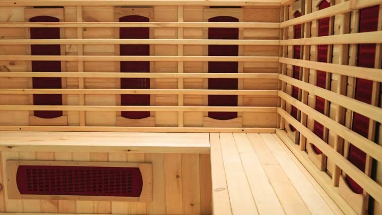 La sauna infrarroja