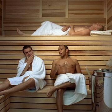 beneficios del sauna seco para la piel