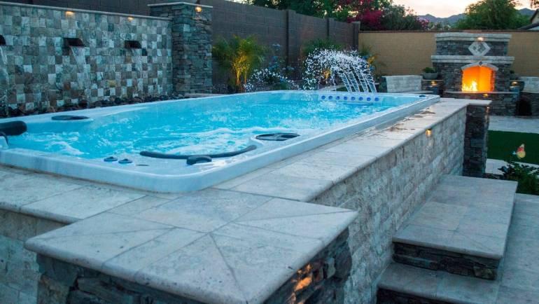 Las ventajas más increíbles que ofrece un Swim Spa