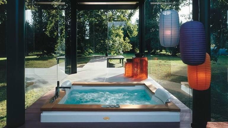 Beneficios de los spa y jacuzzi exterior