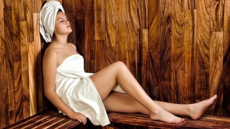 La limpieza y el mantenimiento de un baño turco