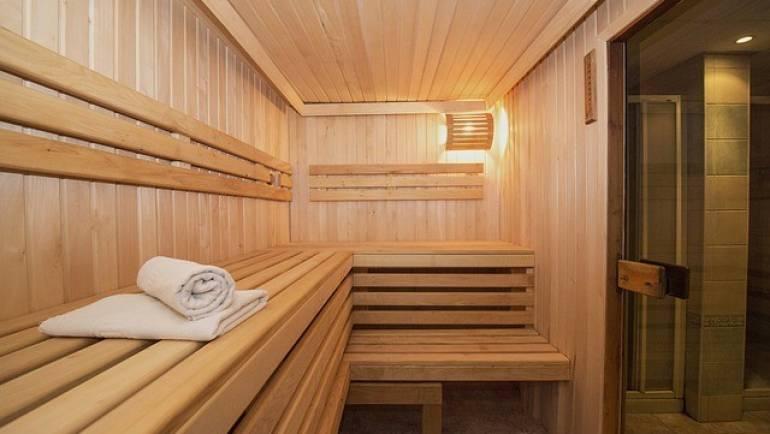 La sauna finlandesa: dudas y miedos