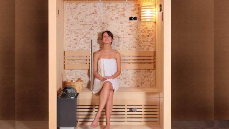 Baños mediante sauna seca