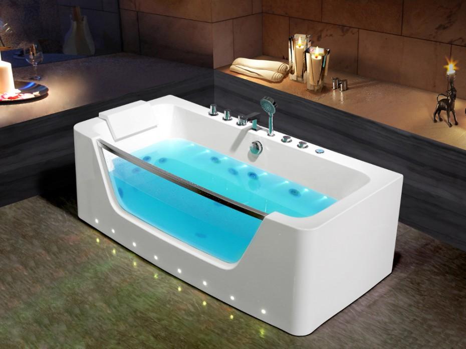 Claves para elegir las bañeras de hidromasaje ideales para ti