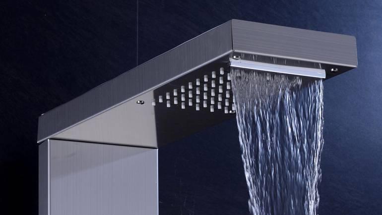 Descubre cómo instalar una columna de ducha