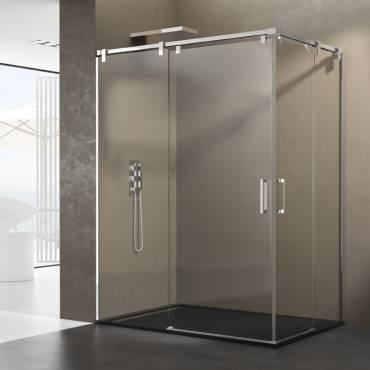 Moderniza tu baño con una elegante mampara de ducha