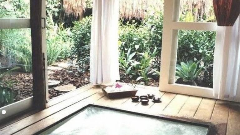 Los faldones de los spas jacuzzis de exterior