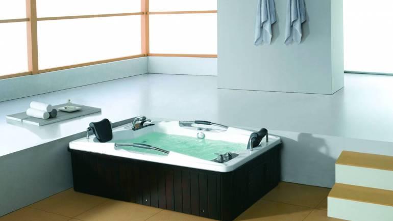 Beneficios para la salud: bañera jacuzzi en casa
