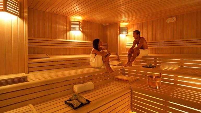 Cómo decorar el cuarto de sauna en pocos pasos