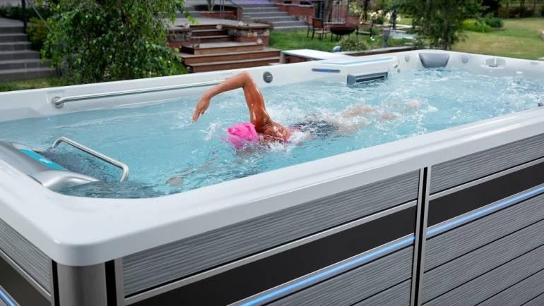 Spa de nado, la novedad en terapia acuática